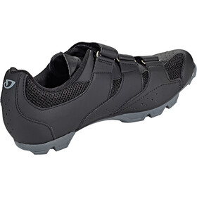 Giro Carbide RII Shoes Herre black charcoal